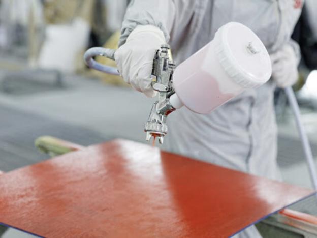 fabrica de pintura