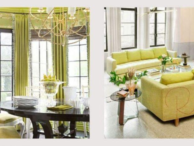 Chartreuse es el color directamente entre el verde y el amarillo