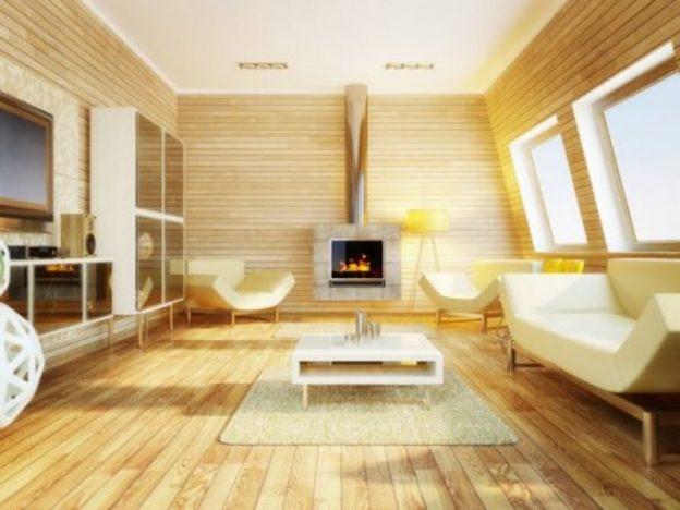 Ideas y consejos para decorar con madera