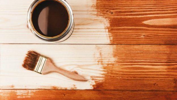 tipos de barniz para maderas