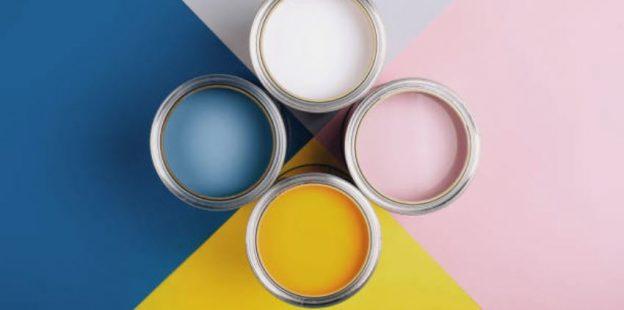 Colores de pintura para interiores