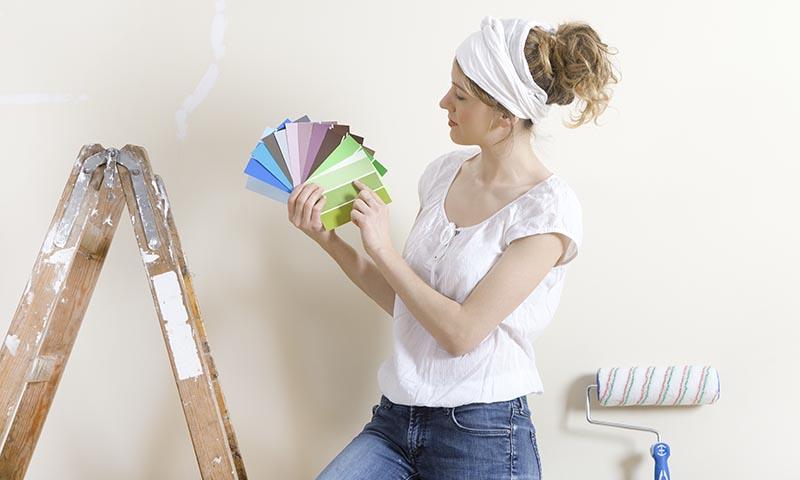Pintar o no pintar mi casa 1